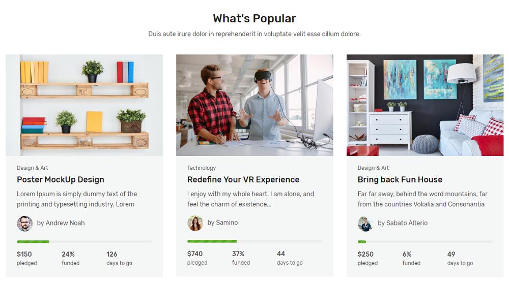 ideabox-1 Ideabox - Crowdfunding & Fundraising Joomla Template theme WordPress