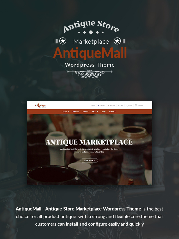 antimall - antique collection woocommerce wordpress theme (retail) Antimall – Antique Collection WooCommerce WordPress Theme (Retail) antique 06