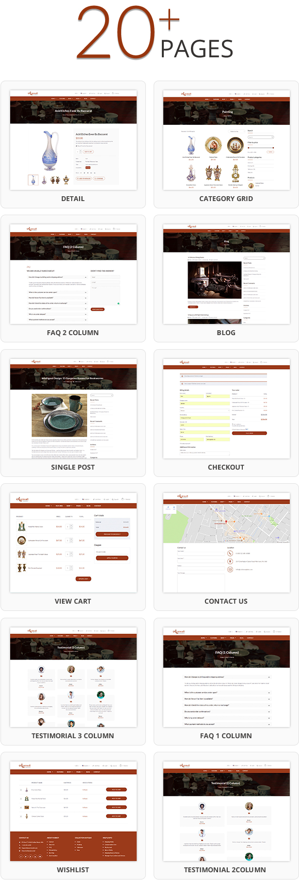 antimall - antique collection woocommerce wordpress theme (retail) Antimall – Antique Collection WooCommerce WordPress Theme (Retail) antique 11