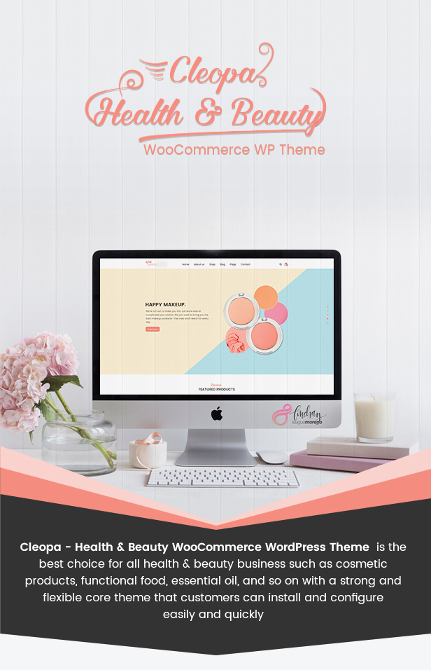 cleopa - health & beauty woocommerce wordpress theme (health & beauty) Cleopa – Health & Beauty WooCommerce WordPress Theme (Health & Beauty) beautycare 02