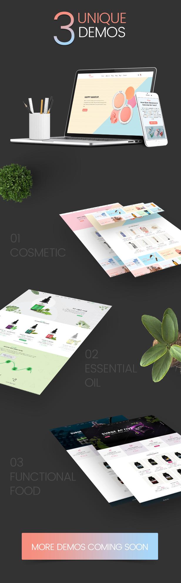 Cleopa - Health & Beauty WooCommerce WordPress Theme - 8