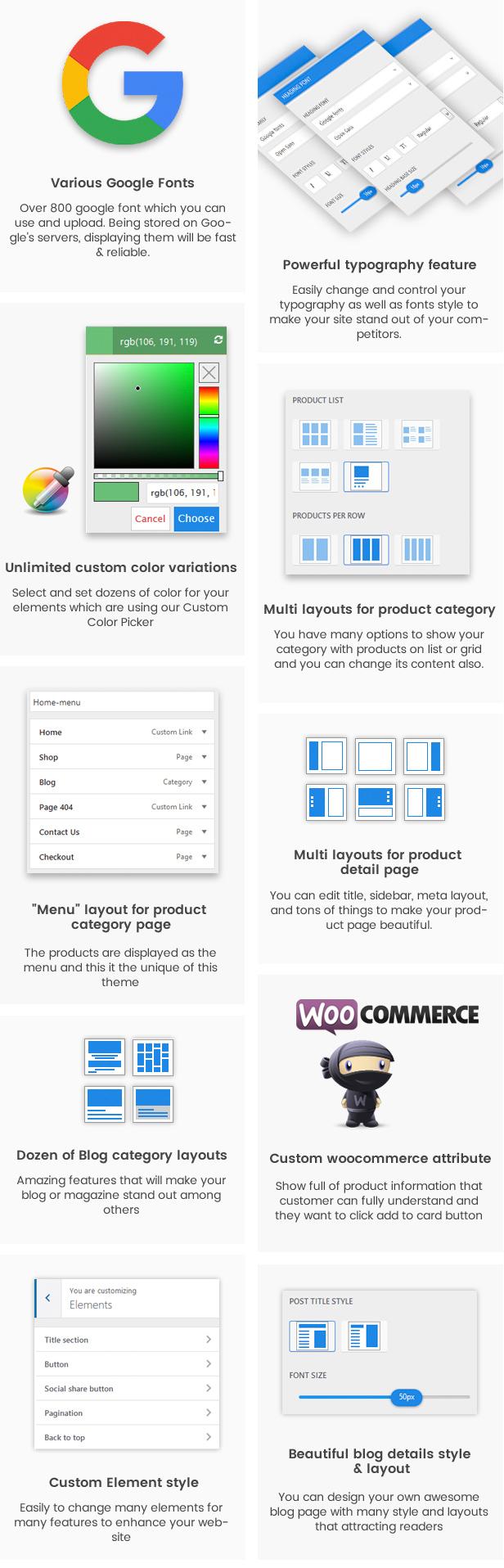 Cleopa - Health & Beauty WooCommerce WordPress Theme - 15