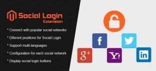 Magento Social Login Extension
